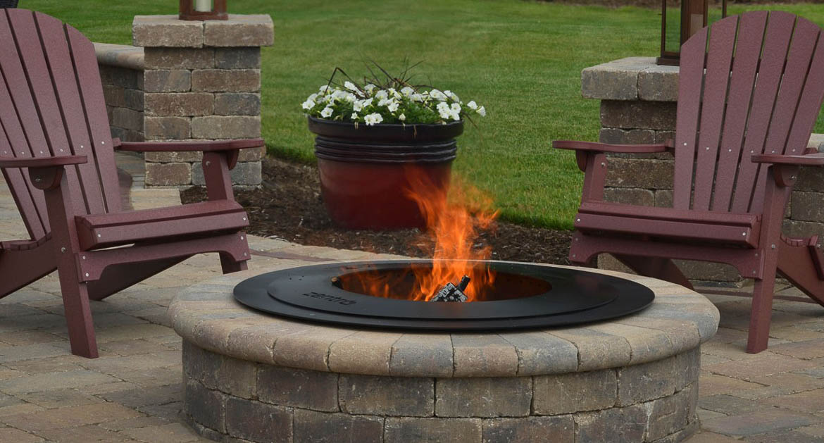 3 Trends In Outdoor Fire Penn Stone