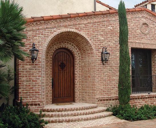 glen gery's barlow handmade brick
