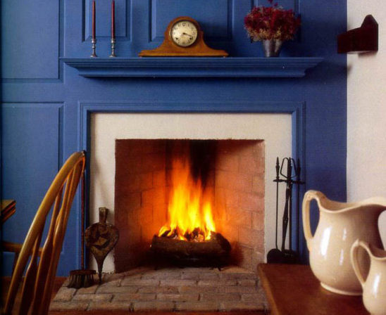 superior clay rumford fireplace