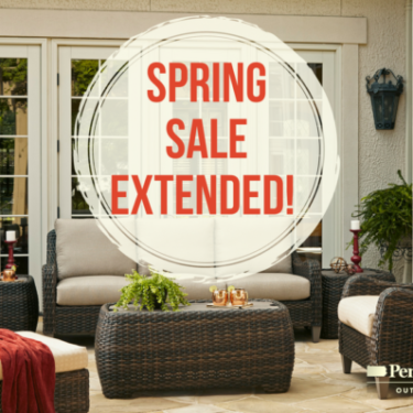 outdoor furniture preseason sale extended until may 14