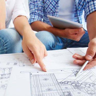 plan your patio with a professional landscape designer
