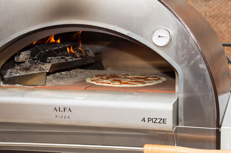 Welcoming ALFA Pizza Ovens | Penn Stone