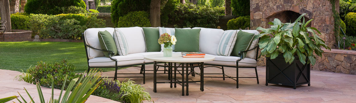 Comfortable & Beautiful Outdoor Lounge & Patio Furniture - Penn Stone