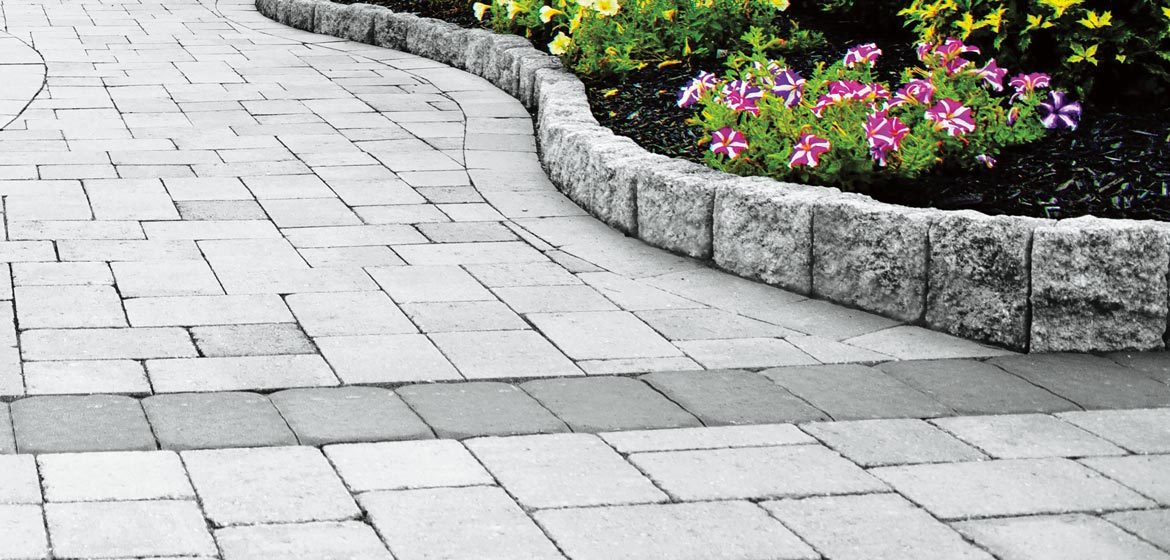 ep henry coventry curbstone pewter blend concrete edging with coventry i sidewalk