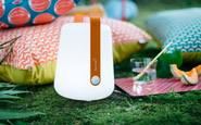 fermob balad rechargeable portable outdoor lamp