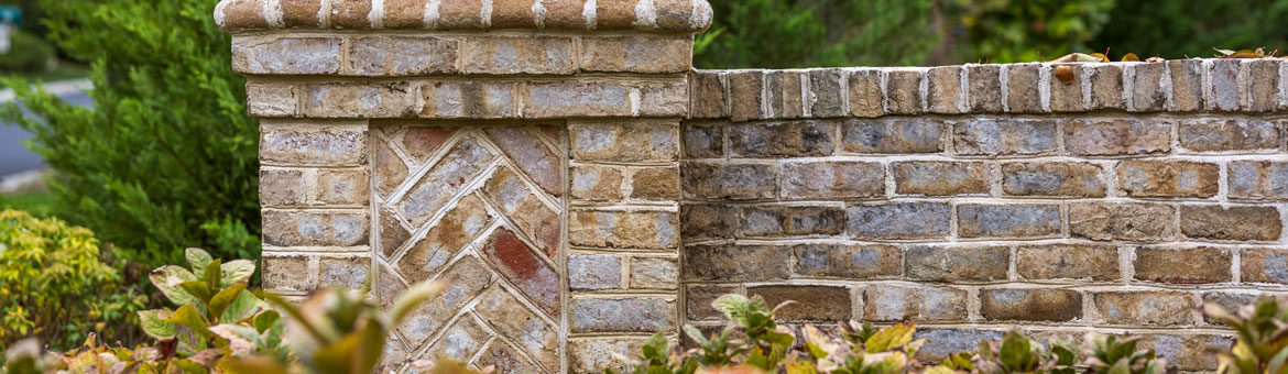 glen gery brick lorraine full range handmade oversize brick on garden wall