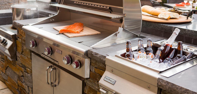 penn stone outdoor showroom eldorado outdoor kitchen aog american outdoor grill firemagic outdoor bar firemagic power burner
