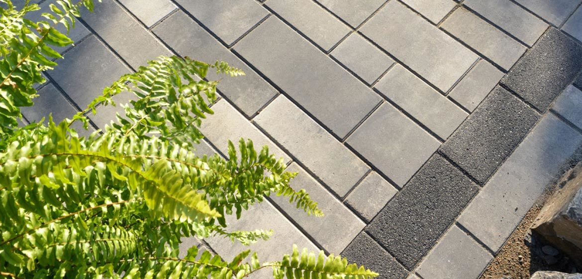 unilock artline concrete paver detail