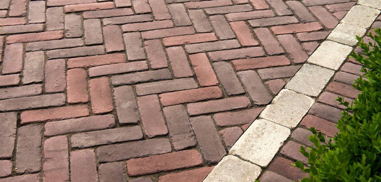 unilock copthorne 3 color blend concrete paver