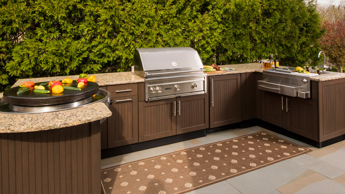 on tuesday january 15 penn stone will host a contractor seminar on outdoor kitchens from danver and grills and outdoor appliances from ray murray