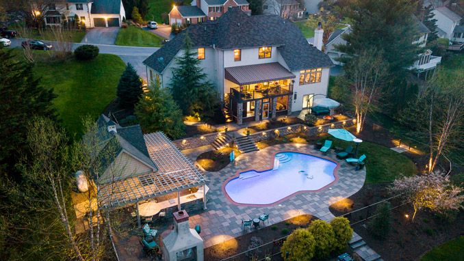 on thursday december 19 penn stone will host a presentation on professional residential construction and hardscape photograpy and drone photography by mike miville