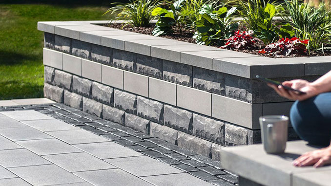 on tuesday march 26 penn stone will host a seminar on unilock's u-cara landscape wall