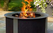 breeo phoenix freestanding fire pit