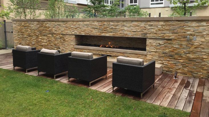 penn stone hosts a seminar on fire pit and fireplace installation presented by outdoor greatroom company