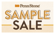 save 10% on in-stock outdoor furniture and umbrellas during penn stone's Sample Sale
