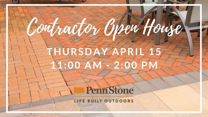 attend penn stone's 2021 hardscaping contractor spring open house